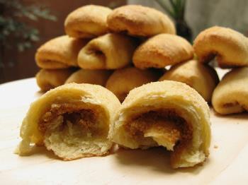 Spanish Bread - Buttery sweet bread.