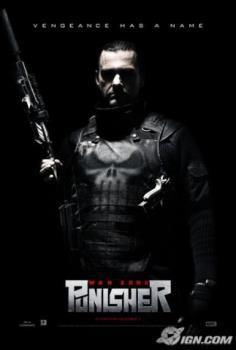 The Punisher : War Zone - New movie.