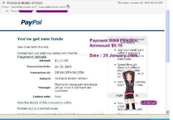 My Payment from pickjack - My Payment from pickjack, image
