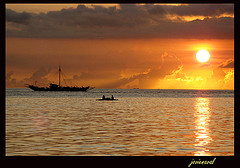 zamboanga city sunset - respond to this discussion