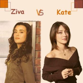 Ziva vs. Kate - Ziva David vs. Kate Todd