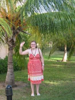 This is me in cuba on our Fifth Anniversary - Me in cuba
