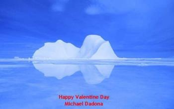 Feb. 14 ~ from me - Valentine's Day or Saint Valentine's Day is a holiday celebrated on February 14 by many people throughout the world. The day became associated with romantic love in the circle of Geoffrey Chaucer in the High Middle Ages, when the tradition of courtly love flourished.