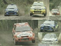 Rally China 1999 - 800x600 mix