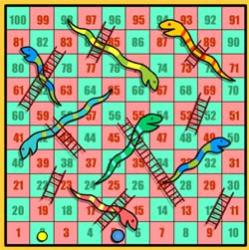 snake n ladders - snake and ladders...