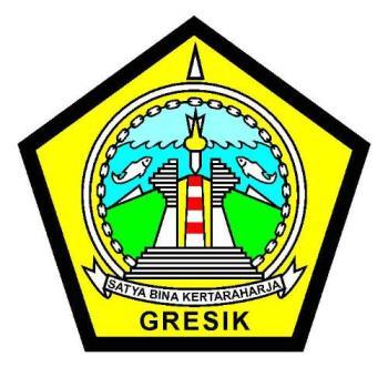 Gresik - Pemda logo of Gresik city