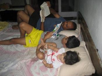 my family - taken on 2007_06_17