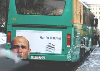 smoke bus - smoking bus