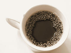 your ginger bubble coffee - This one is special for you, the ginger bubble coffee.