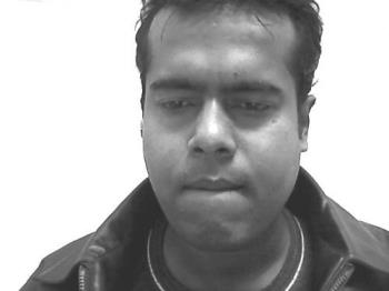 A common man, its me.. - its one of my own pics taken by a webcam . hope u will like it.