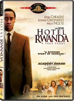 hotel rawanda - poster of the movie hotel rawanda