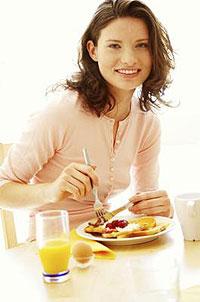 Breakfast. - Donot skip breakfast,start the day Good!