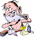 shave - I like a man who has a clean shaved