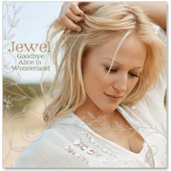 Music CD - Jewel Kilcher - This is the cover of the latest Jewel CD, Alice in wonderland.