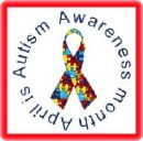Autism Awareness Month - April is Autism Awareness month.