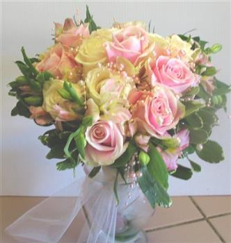 roses - a bouquet of roses