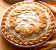 Banana cream pie - Banana cream pie