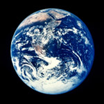 The earth - Mass can never be created nor destroyed