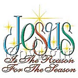 Don't forget the real meaning of Christmas! - Love Jesus