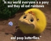 poops rainbows - where are my crayons?