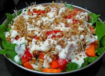 salads .. - healthy salads