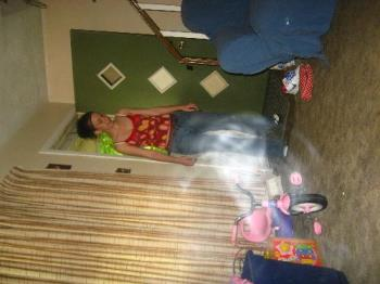 Ghost caught on film - There is no reflection that could have made this picture like the one in this picture. If you would blow up the picture, you would see a face or blow it up more it looks like a single eye looking at something. So, how is that for a closeup of a ghost?