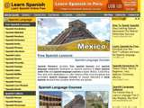 spanish - http://www.studyspanish.com/