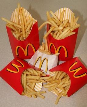 MMM Mcdonalds Fries - These fries are the best