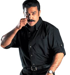 Kamal - The real actor in Indian cinema.