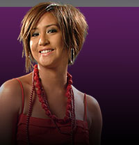 Jolina Magdangal - The celebrity from Philippines.