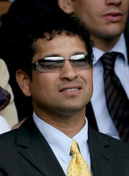 Sachin with Coat - sachin with Goat great Smile