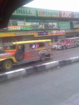 jeepneys - They are what we ride here in Philippines