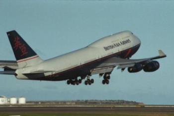 747 Plane - you are safer flying than driving in your car. its just very big news when a single incident happens.
