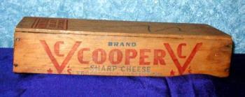 Cooper Sharp Cheese - Photo of Cooper Sharp Cheese