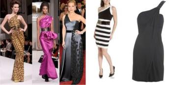 one shoulder dresses -  its just a great to watch or wear a dress like this