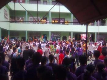 school - in our school