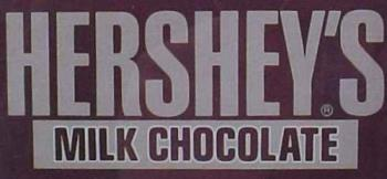 HERSHEY'S chocolate bar - HERSHEY'S chocolate bar