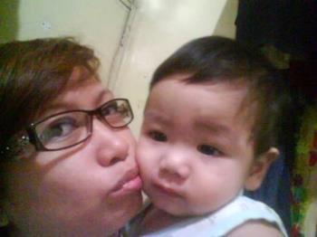 me and keiji  - my nephew
