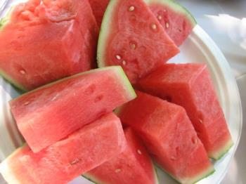 Water Mellon - Water mellon be sure not to it to much in one sitting..