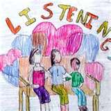 Listening - Sources of Difficulty by the Speaker   Voice volume too low to be heard.   Making the message too complex, either by including too many unnecessary details or too many issues.   Getting lost, forgetting your point or the purpose of the interaction.   Body language or nonverbal elements contradicting or interfering with the verbal message, such as smiling when anger or hurt is being expressed.   Paying too much attention to how the other person is taking the message, or how the person might react.   Using a very unique code or unconventional method for delivering the message.