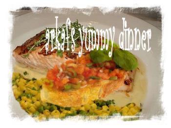 arkaf's dinner - tonight :)