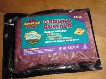 Ground Buffalo - Ground Buffalo make great burgers, BBQ, chili, meatballs, Native American tacos and more. Use it as you would ground hamburger meat.
