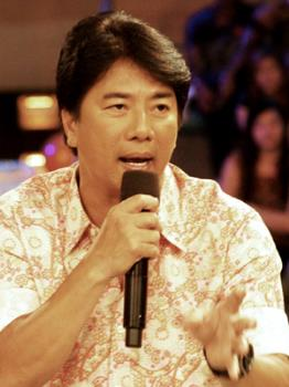willie revillame was suspended - willie revillame