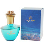 Byblos by Byblos - Blue botol with flower cap