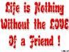 friendship - We should make friendships in life.