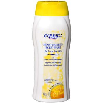 Equate Body Wash With Great Moisturizers - This product is GREAT in the winter time for dry skin!! I love it and don't have to use lotion so much!