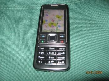cellphone - nokia 6300