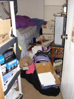 Charlene's room - Charlene's bedroom