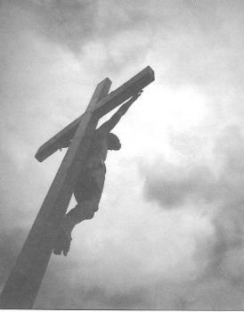 Crucified - Christ died for MY sin