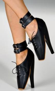 Walk in these I dare Ya! - Just for you Frank